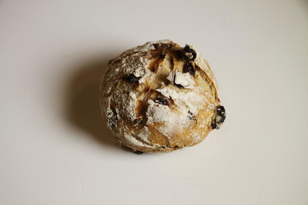 Pain de seigle aux raisins  - Bakeronline