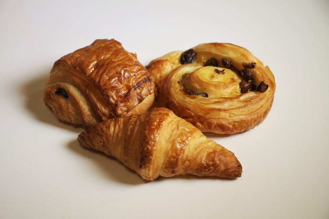 Minis viennoiseries  - Bakeronline