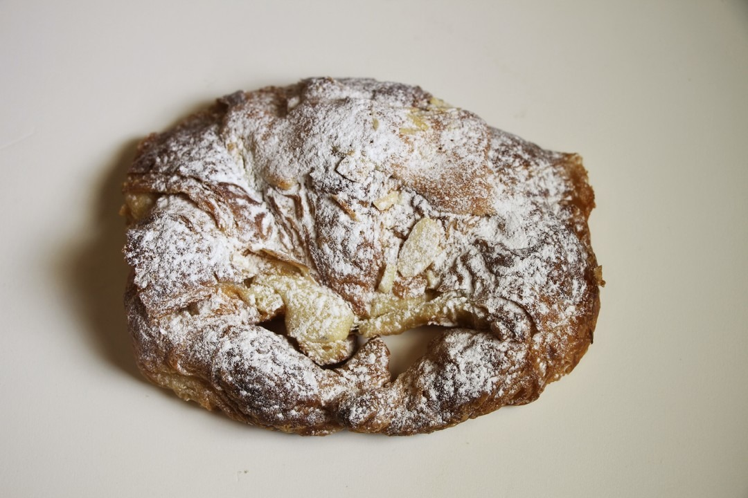Croissant amandes  - Bakeronline