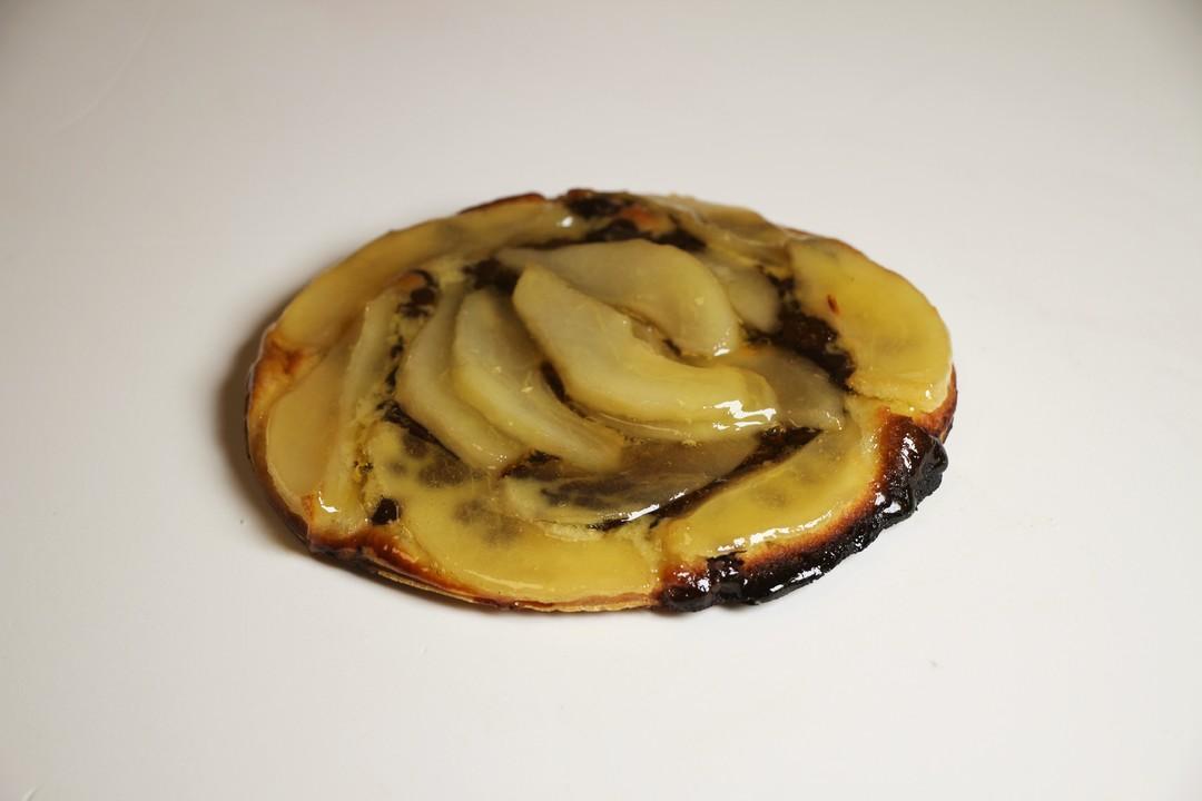 Tarte fine aux poires choco  - Bakeronline