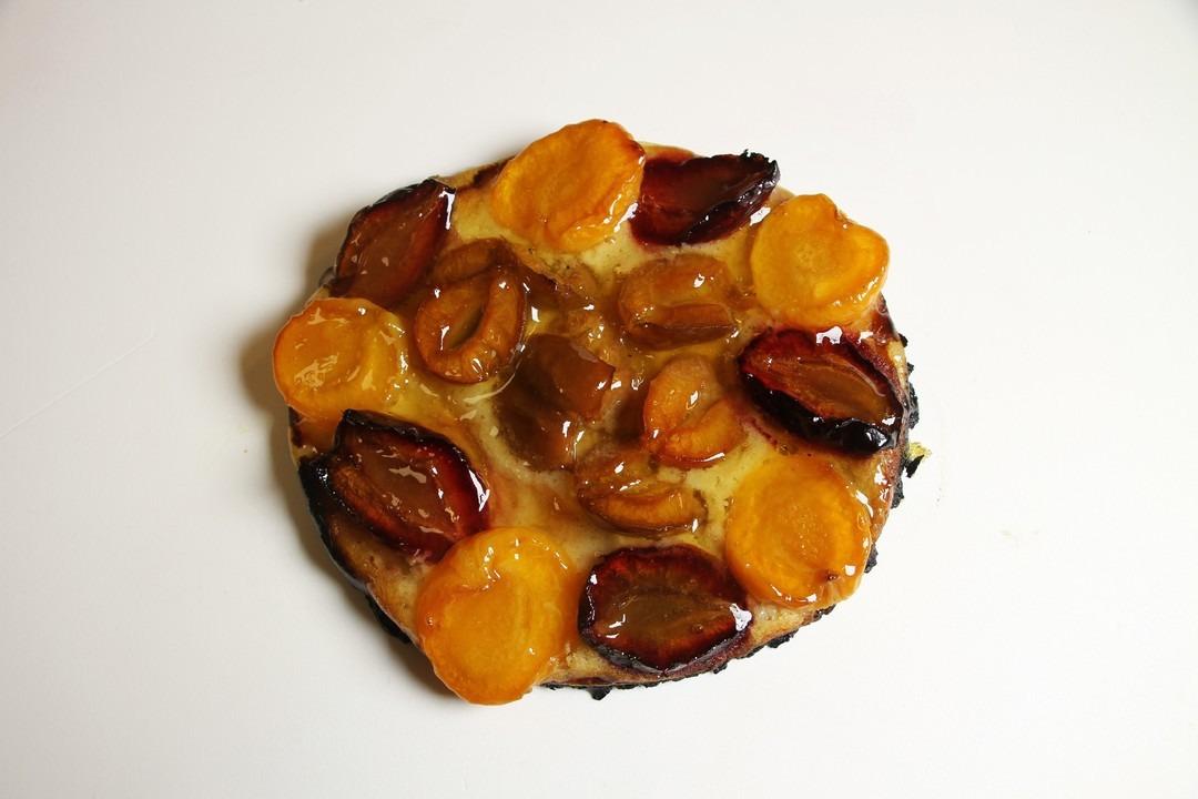 Tarte fine aux fruits cuits  - Bakeronline
