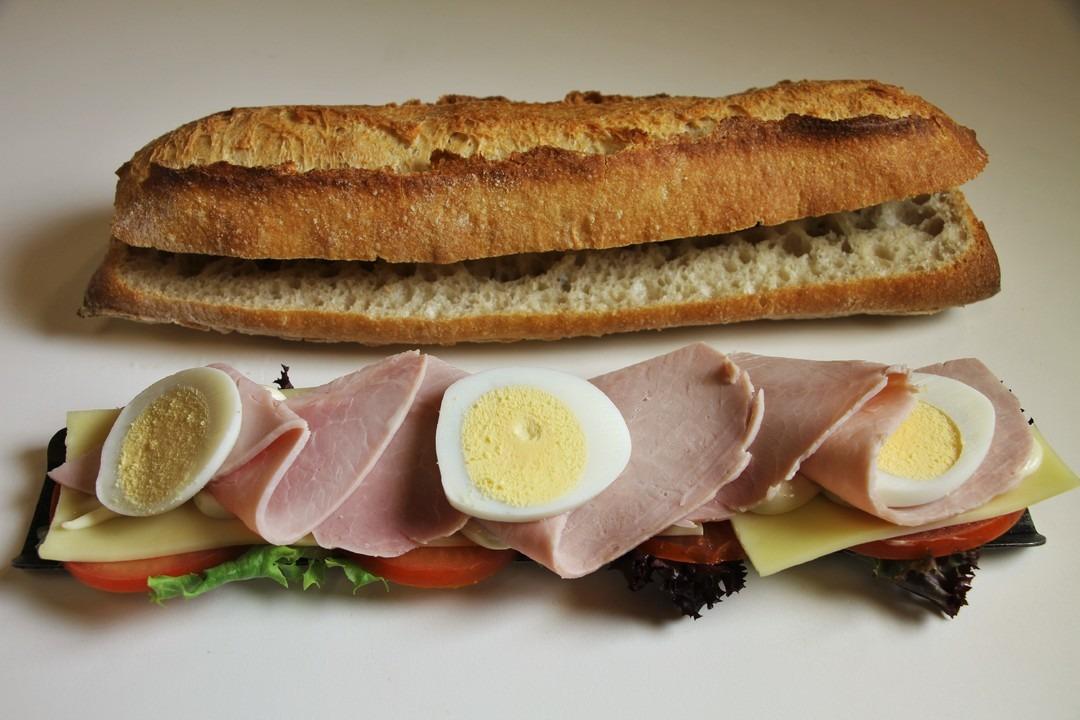 Complet jambon  - Bakeronline