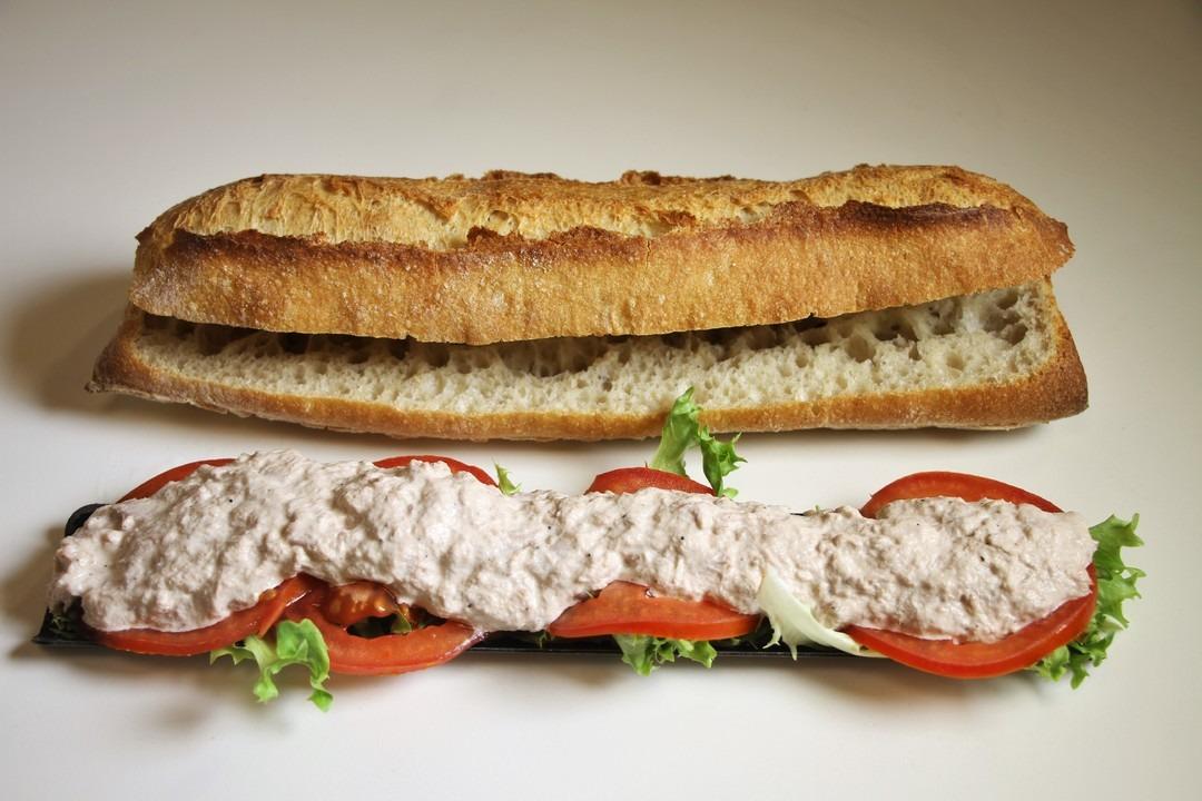 Thon/mayo  - Bakeronline