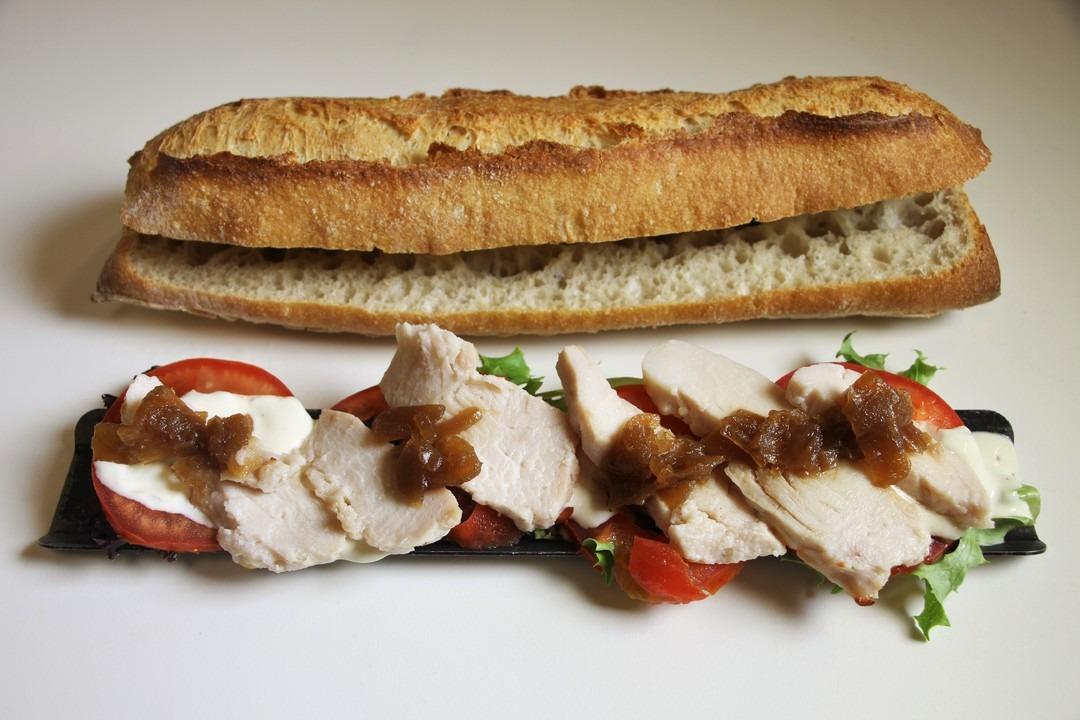 Poulet oignons  - Bakeronline