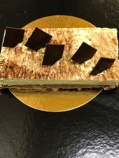 Croquant pistache  - Bakeronline