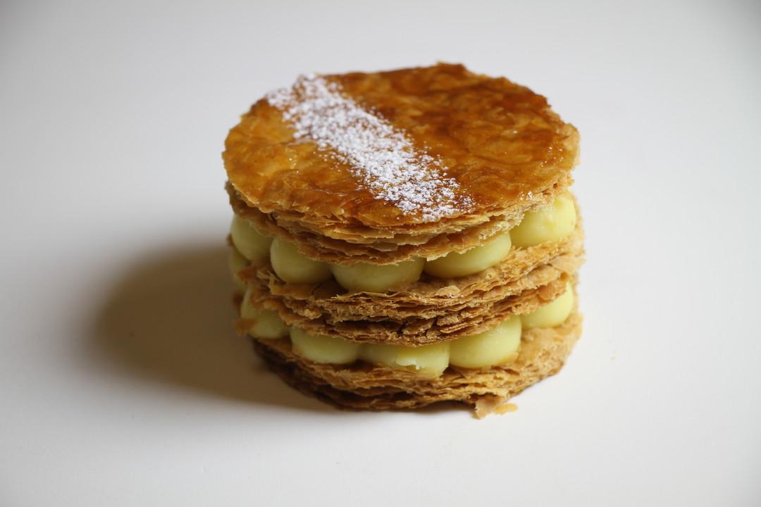 Millefeuille  - Bakeronline