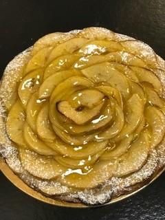 Tarte fine pommes - Bakeronline