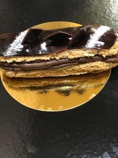 Gros éclair chocolat - Bakeronline