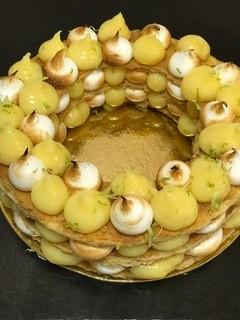 millefeuille citron meringué - Bakeronline