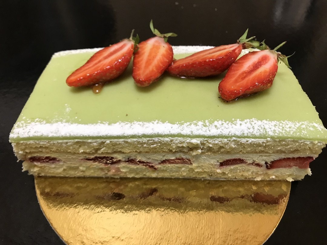 fraisier - Bakeronline