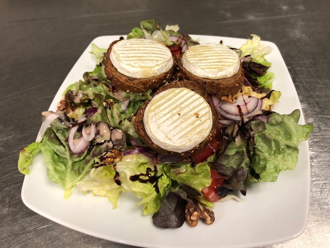 Hot goat cheese - Bakeronline
