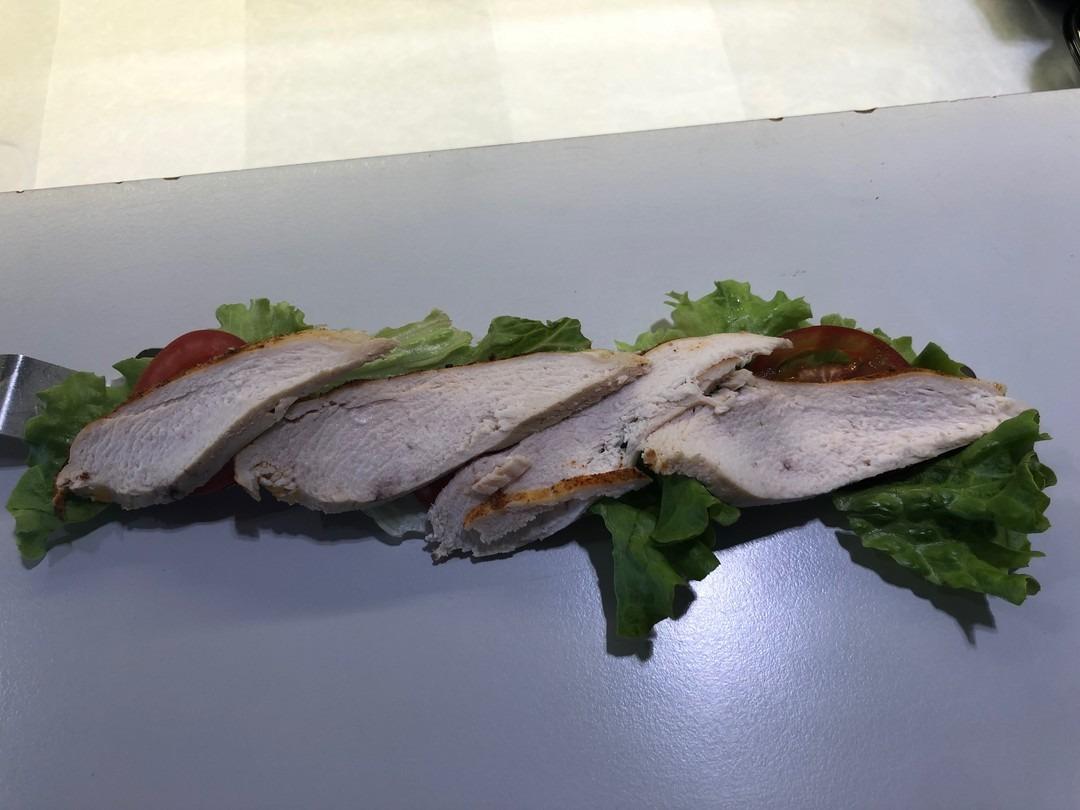 Marinated chicken  - Bakeronline