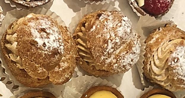 Praline choux pastry - Bakeronline