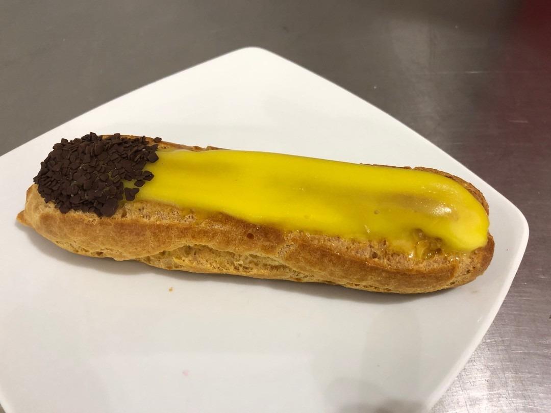 Vanilla eclair - Bakeronline
