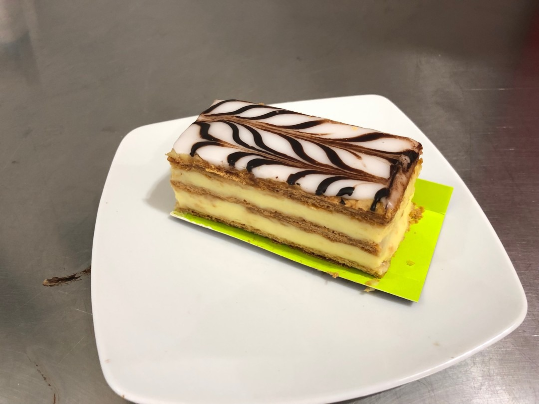Crustard slice - Bakeronline