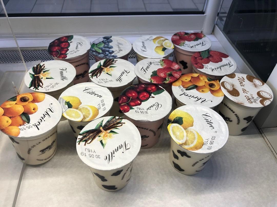 Yoghurts  - Bakeronline