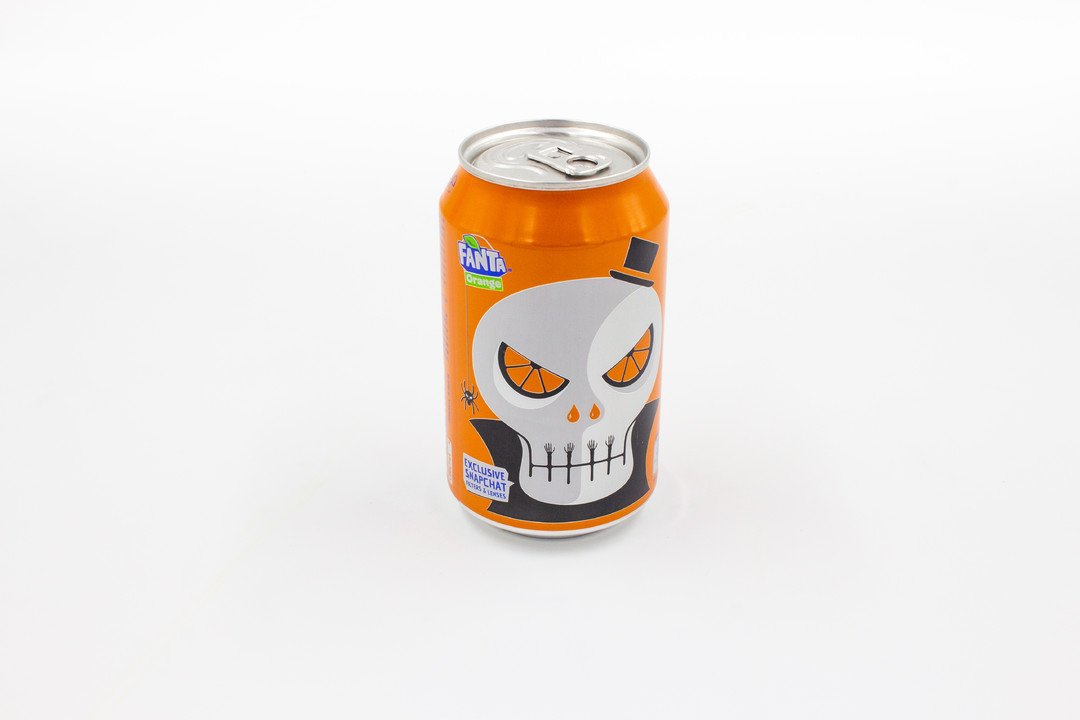 Fanta orange 33cl - Bakeronline