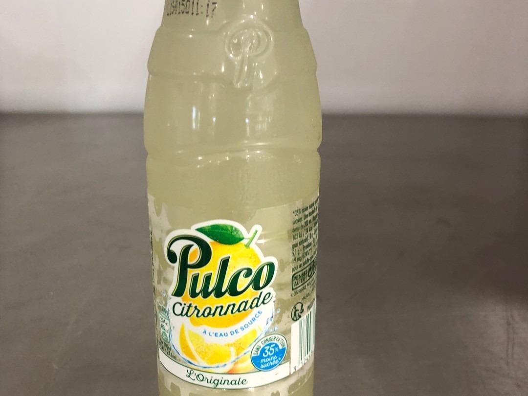 Pulco citronnade 33cl - Bakeronline