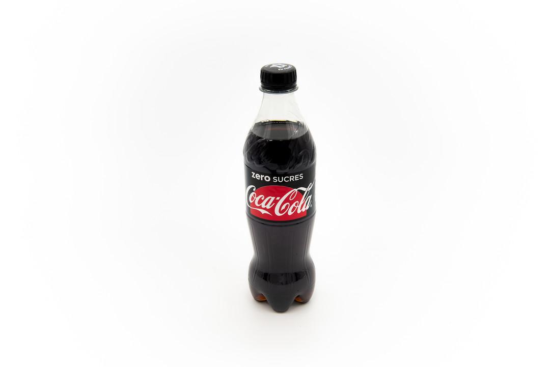 Coca zéro 50cl - Bakeronline