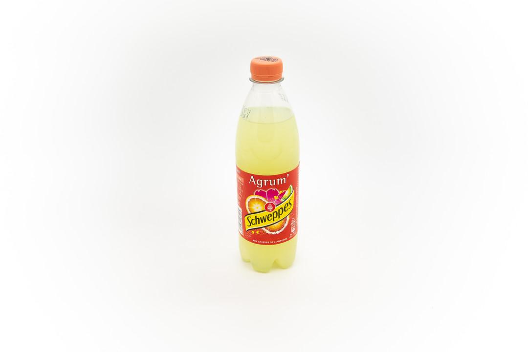 Schweppes citrus fruits 50cl - Bakeronline