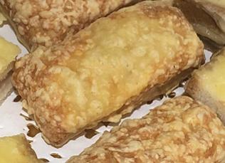 Feuilleté fromage - Bakeronline