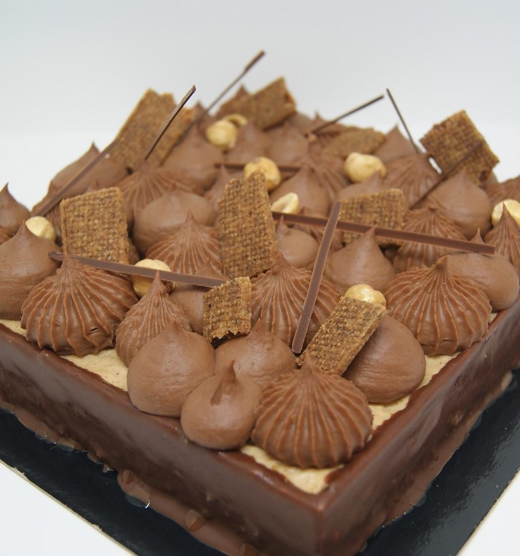 Praliné noisette - Bakeronline