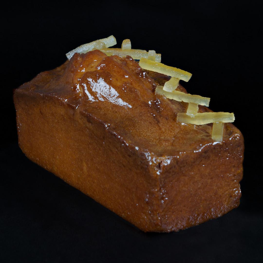 Cake citron (6 pers) - Bakeronline