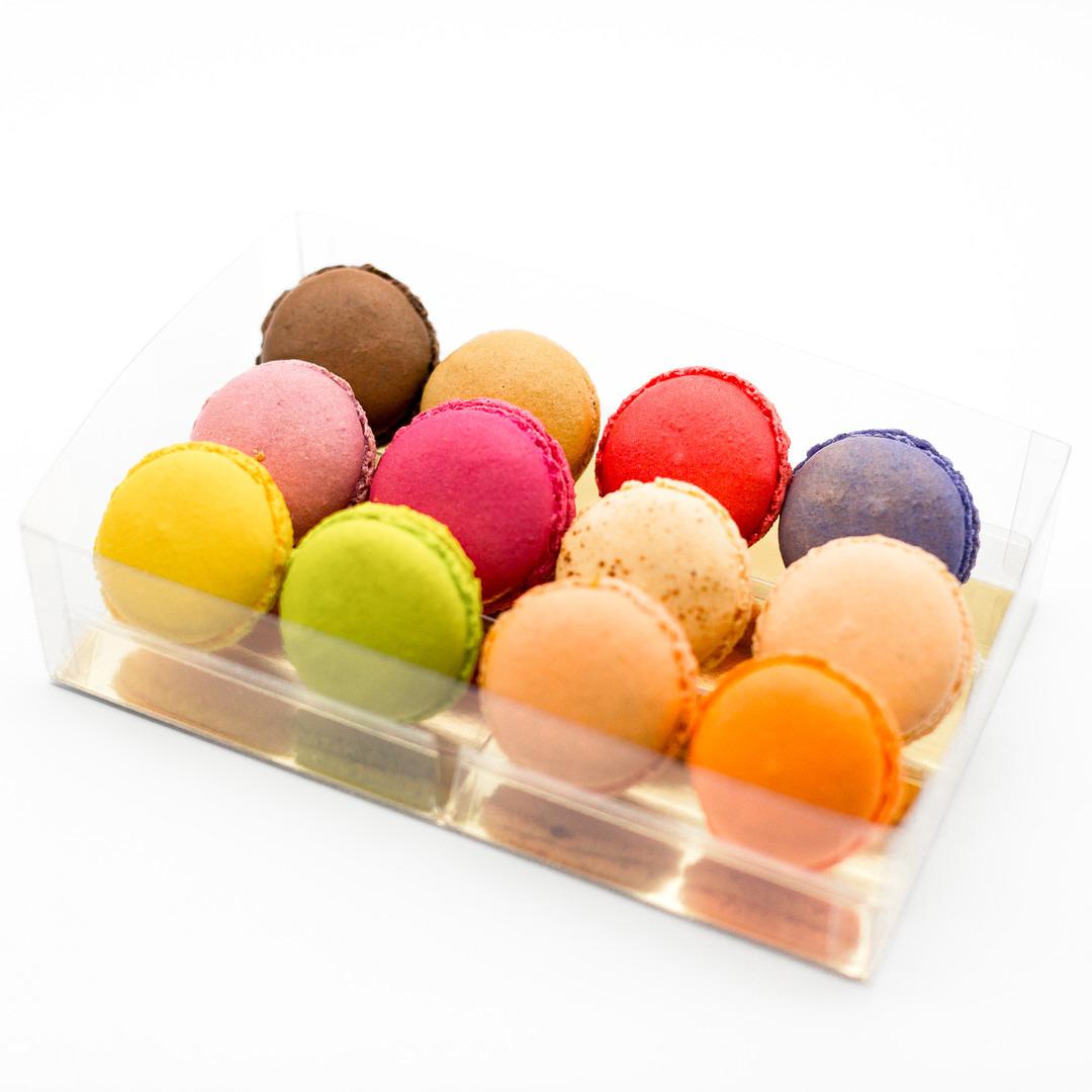 Coffret De  Macarons (12 pcs) - Bakeronline