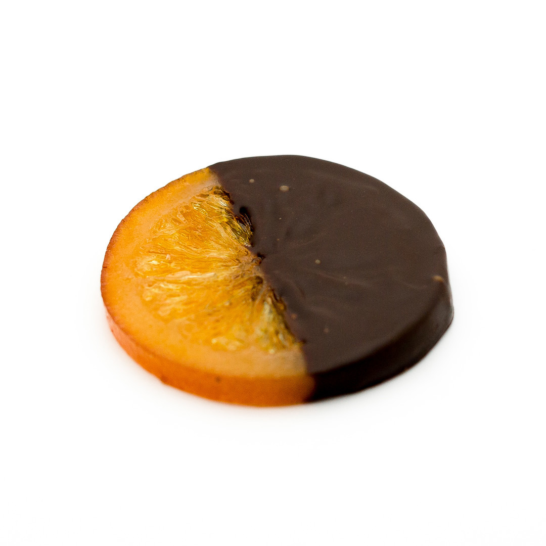 Tranche d'orange confite - Bakeronline